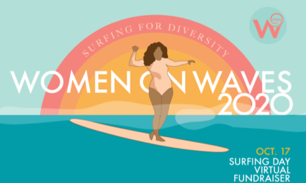 Women On Waves 2020 Surf Contest — Surfing Day!