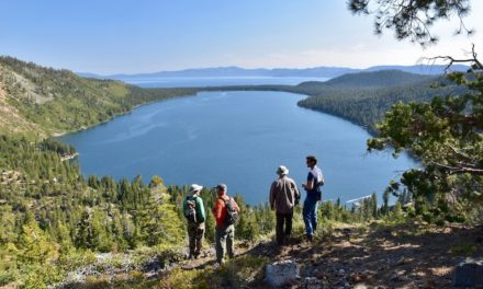Tahoe Fund Meets Campaign Goal for Lily Lake Trail