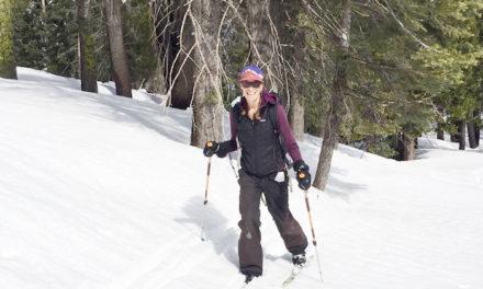 Skiing Among Giants
