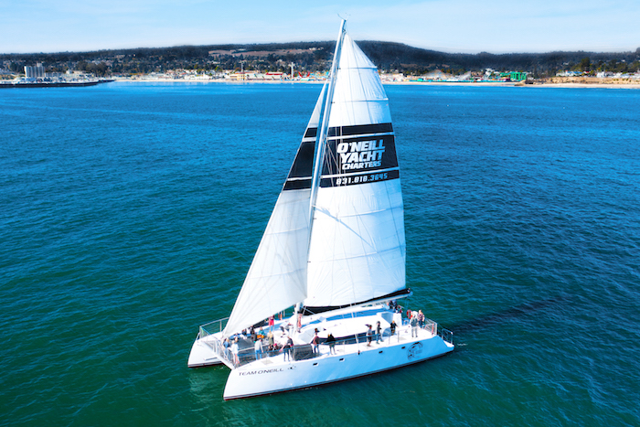 A Sail with O'Neill Yacht Charters Makes for a Fun and Memorable Holiday