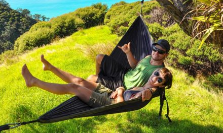 Get Close to Each Other While You Get Close to Nature with ENO DoubleNest Hammock