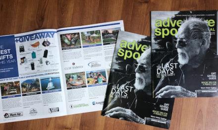 Adventure Sports Journal // Dec 2019 / Jan 2020 // Issue #112
