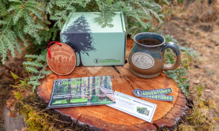 Zipline Gift Box from Mount Hermon Adventures Makes Giving Easy this Holiday Season