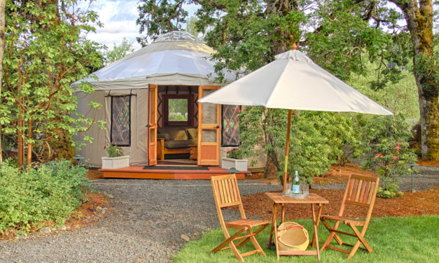 Yurt Builder 3D Lets You Design Your Own Dream Yurt | Pacific Yurts
