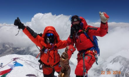 Berkeley to Everest & Back  in 14 Days