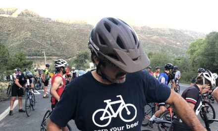 The Legendary Earn Your Beer Bike Shirt