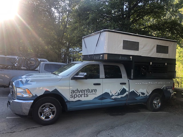 Four Wheel Campers — Announcement