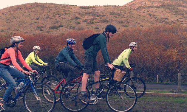Pedal Towards The Future