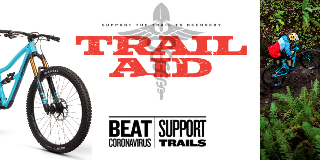 MBOSC's Trail Aid, An Ibis Giveaway and Fundraiser for Trails and Covid-19 Relief