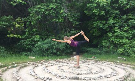 Online Yoga with ASJ Editor Leonie Sherman