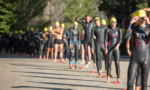 Huntington Lake Triathlon Race Review