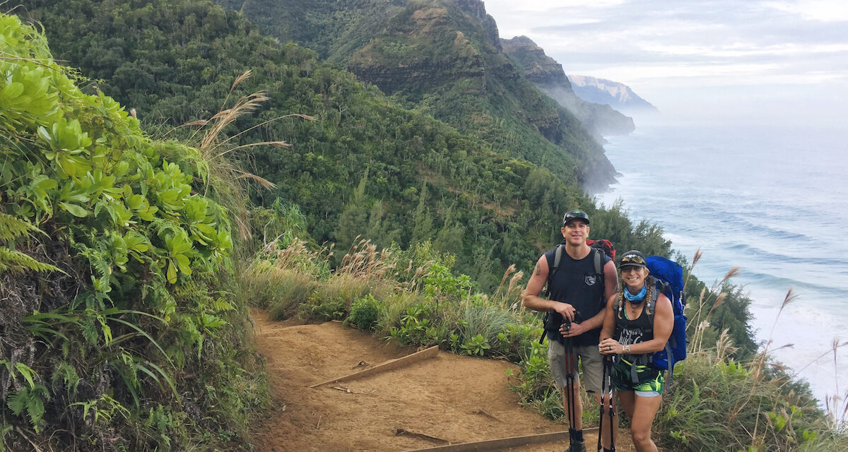 Kaua'i's Nāpali Coast