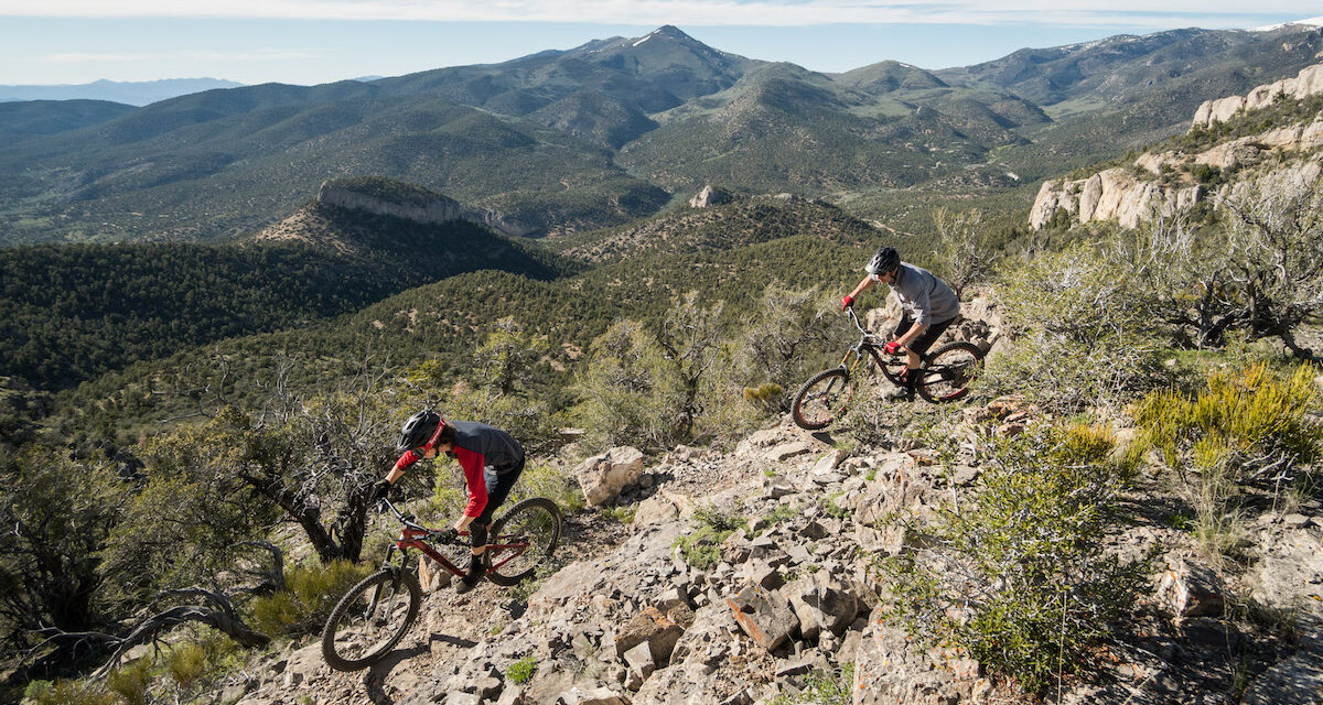 Ely On Track to Become the Next Mountain Biking Mecca
