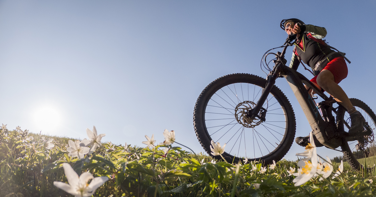 Class 1 E-Bikes Officially Designated on 35 Miles of Dirt Trails in Truckee