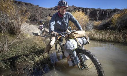 Bikepacking Nevada's Black Rock Canyon