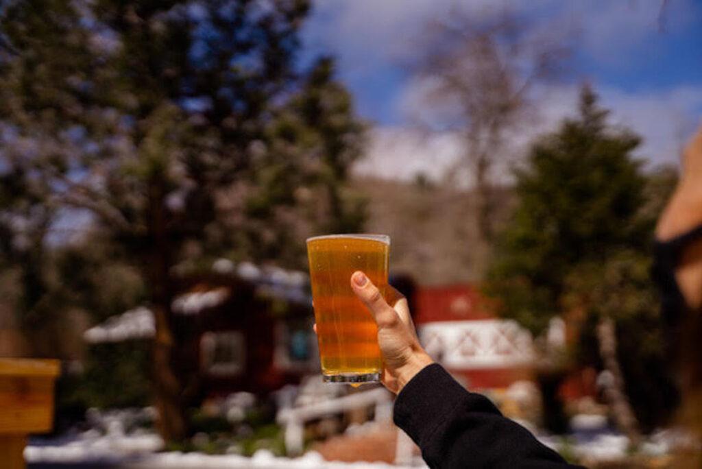 Earn Your Beer Julian Beer Company