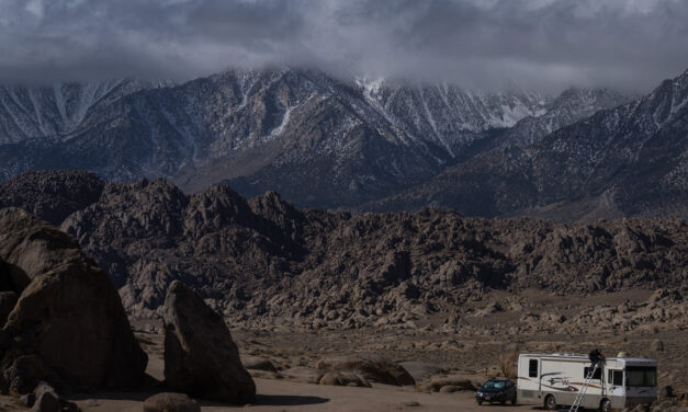 Changes Coming to the Alabama Hills National Scenic Area