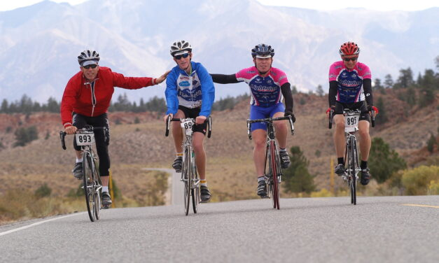 Death Ride – Cycling Tour of the California Alps Celebrates 40 Years this July