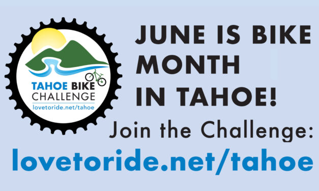 Tahoe Bike Month
