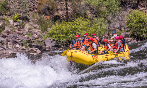This American River Rafting Trip Should be at the Top of Your Adventure Shortlist