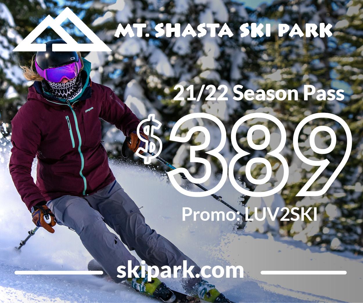 Shasta Ski Park