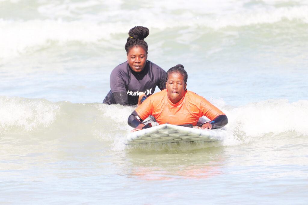Rhonda Harper Black Girls Surf