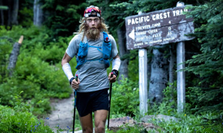 adidas Terrex Athlete Timothy Olson Sets New Record Across the Pacific Crest Trail