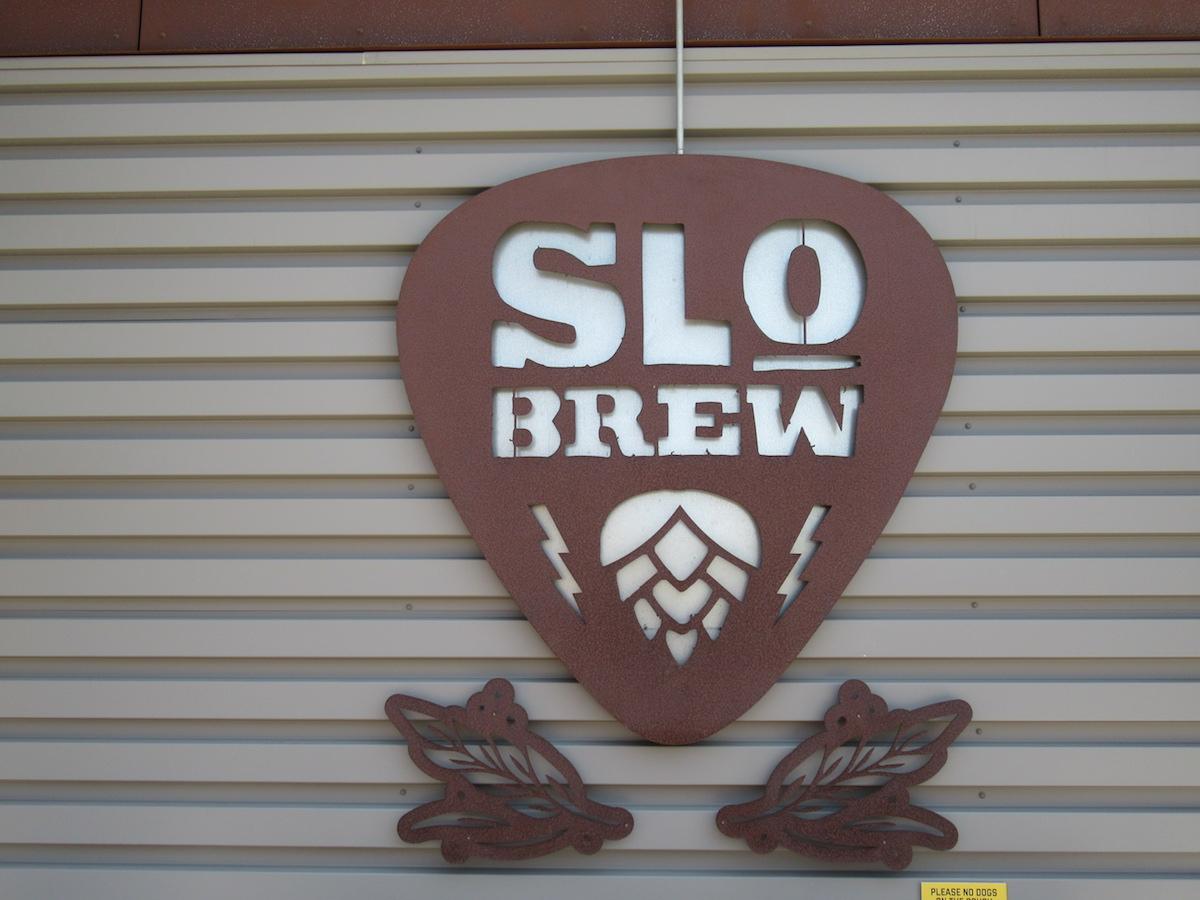 Earn Your Beer in San Luis Obispo SLO Brew logo