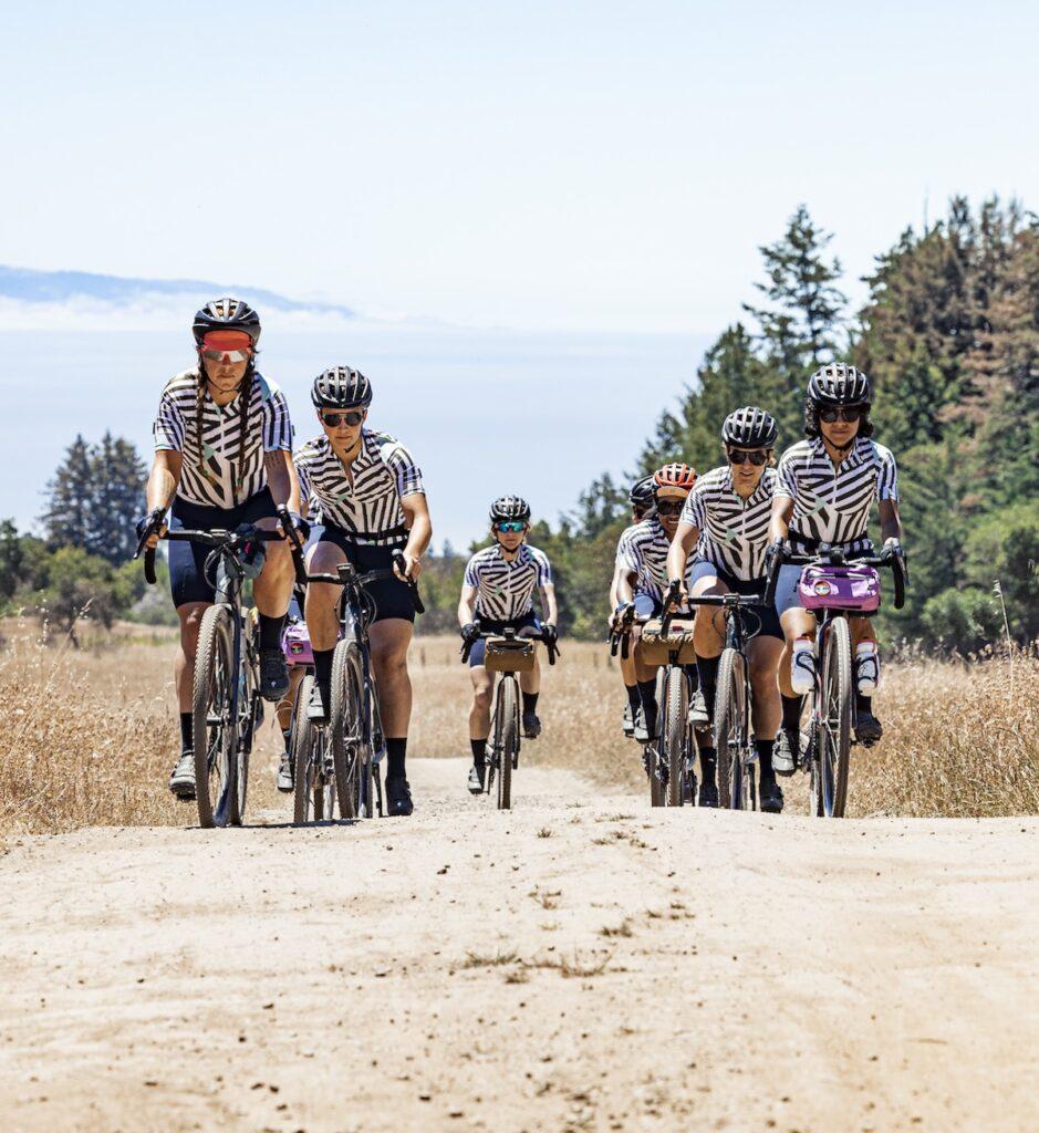 Radical Adventure Riders group ride photo