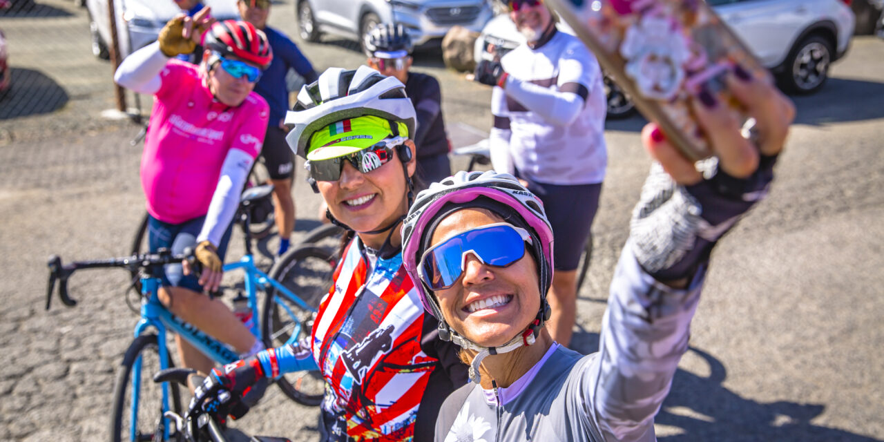 CampoVelo: A Women's Only Cycling Weekend in Napa Valley