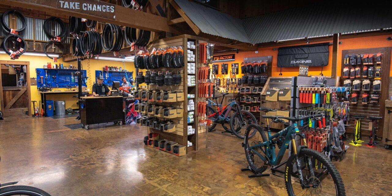 Trail Head Cyclery Prize